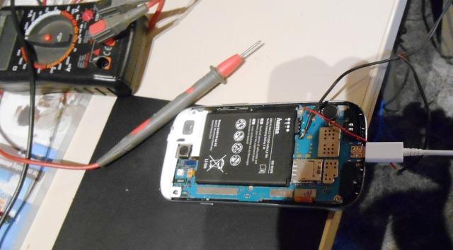 Berühmt Li-Ion Akku tauschen bei Laptops, Charger reset, neustart von bq29330 RG57