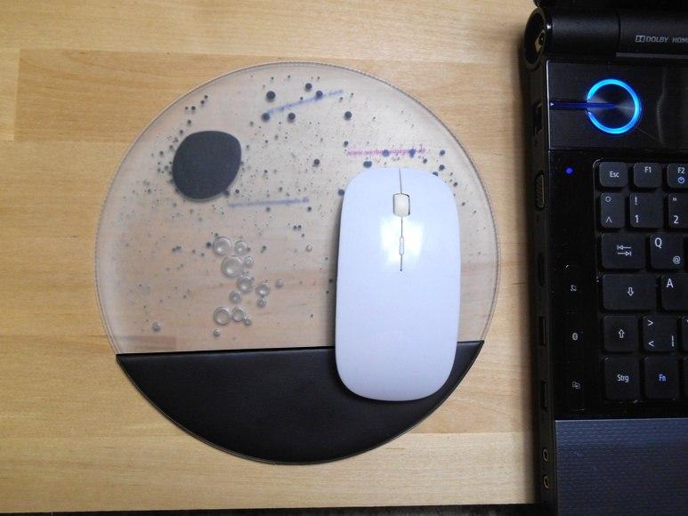 mousepads als werbeartikel mit verschweisster kante f r hohe belastbarkeit. Black Bedroom Furniture Sets. Home Design Ideas