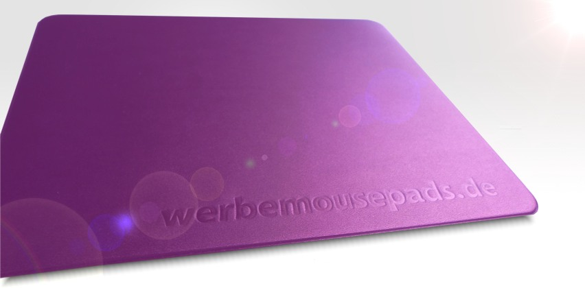 gepr�gtes exklusives Mousepad